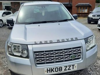 Land Rover Freelander TD4 S - The Land Rover Freelander 2 - Offering all the ability o