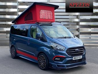 Ford Transit Limited SPEEDS EDITION Camper 130ps 4Berth, NEW CONVERSION+ HIGH