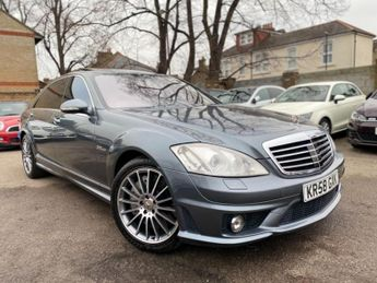 Used Mercedes Mercedes S Class S63 AMG L