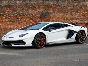 Lamborghini Aventador LP 770-4 SVJ - DEPOSIT TAKEN - SIMILAR CARS REQUIRED!